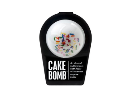 Cake Bomb - buttercream bath fizer