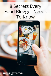 There is more that goes into being a successful food blogger than being able to cook. You need to focus on food photography, seo, recipe creation, and more.