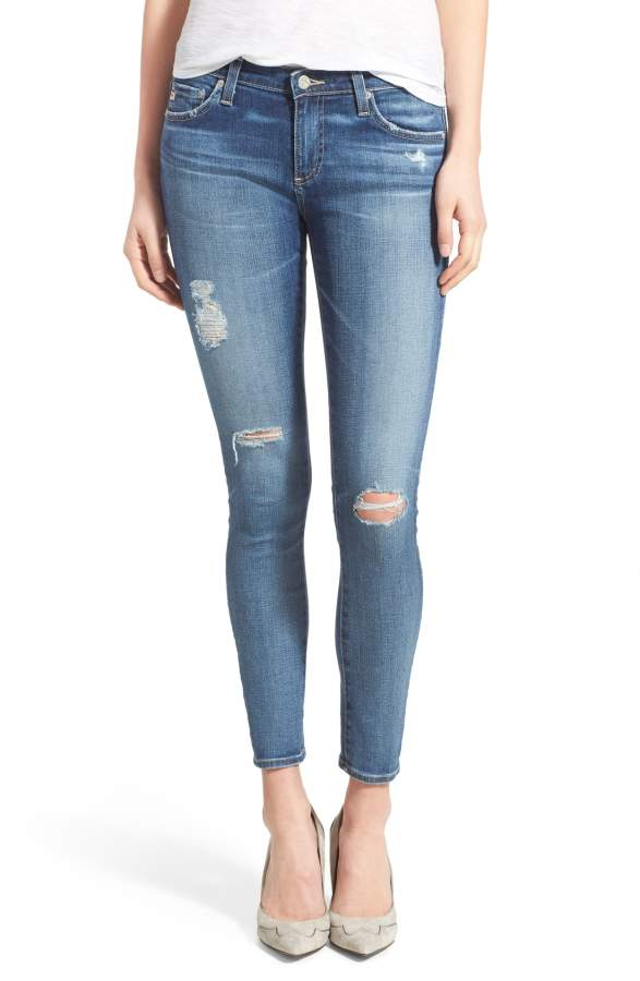 AG 'The Legging' Ankle Jeans