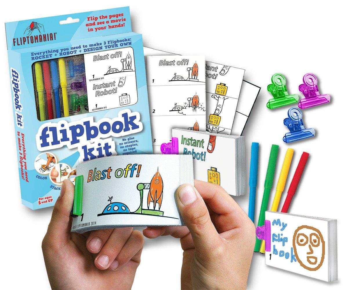 Flipbook Kit