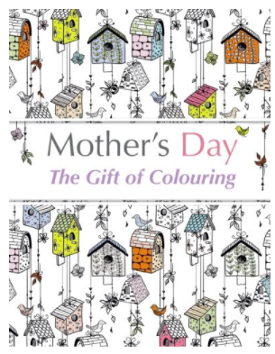 mom antistress coloring book