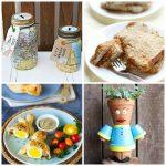 April 3rd: Recipe & DIY Linky