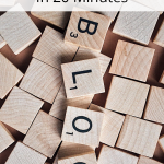 How To Start A Blog In 20 Minutes