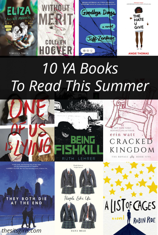10 YA Books To Read This Summer