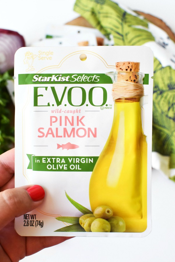 Starkist Selects Pink Salmon pouch