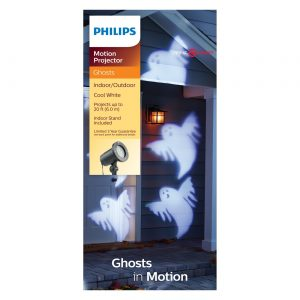Halloween Ghost Projector