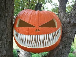 Pumpkin Teeth