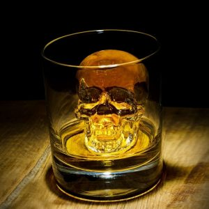 Skull Silicone Ice Maker