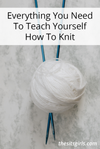 must-have supplies for new knitters