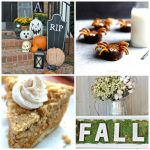October 9th: Recipe & DIY Linky