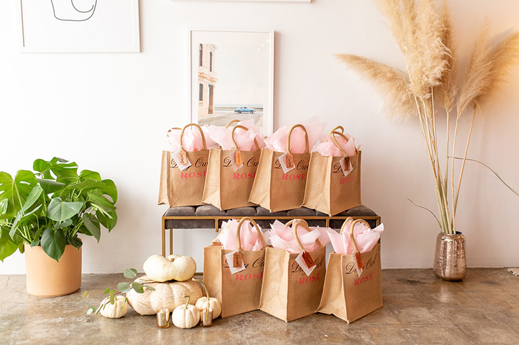 Day Owl Gift Bags