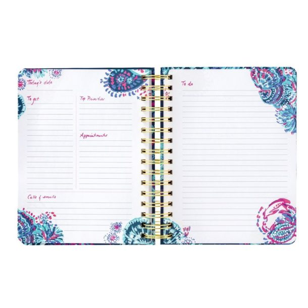 Lilly Pulitzer's Undated To Do Planner