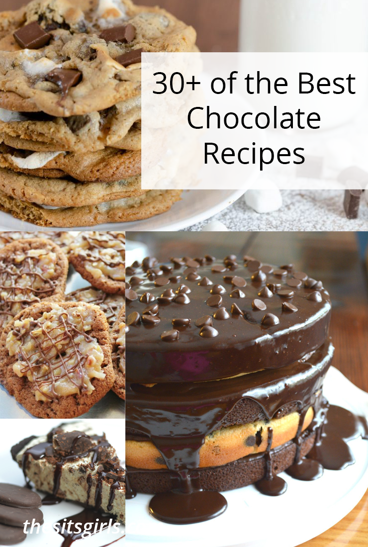 30 of the best chocolate recipes