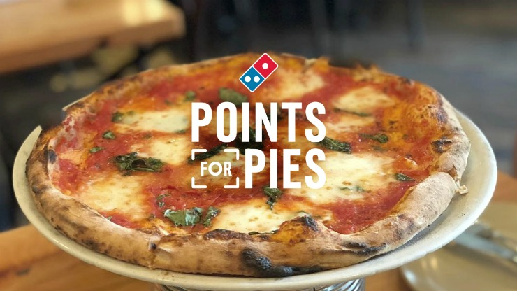 Domino's Points For PIes