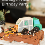 The Ultimate Trash Bash Garbage Truck Party