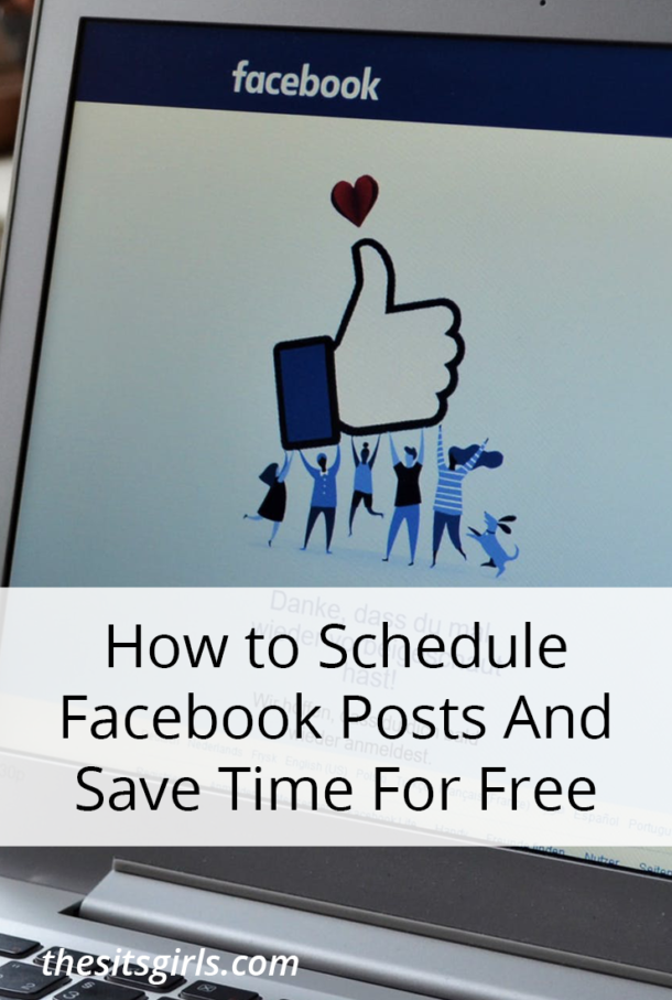 Schedule Facebook Posts