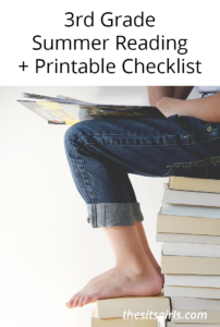 3rd Grade Books | Summer Reading + Printable Checklist
