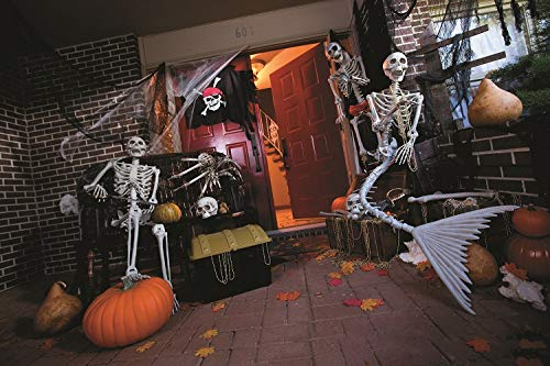 Creepy Halloween Porch