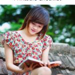 6th Grade Books | 6th Grade Reading List + Printable Checklist
