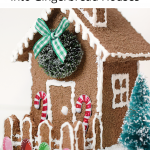 How To Turn Birdhouses into Gingerbread Houses